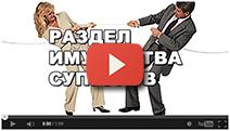 раздел имущества супругов видео консультация адвоката